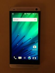 Htc one - locked to bell