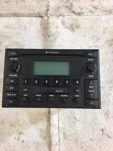 RADIO CD VOLKSWAGEN GOLF - JETTA MK4 2002 a 2005