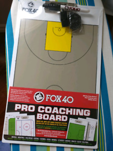 White board - Basketball Pro coaching