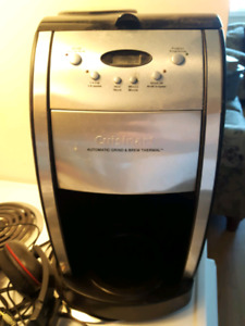 Cuisinart Automatic Grind & Brew Thermal Coffee Maker