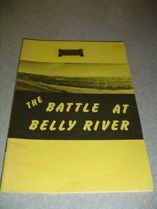 The Battle Of Belly River