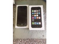 iPhone 5s brand new 16gb o2 network