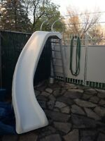 Glissade Piscine / Pool Slide