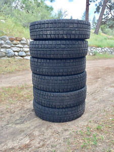 Cooper Discoverer winter tires LT235-80R17