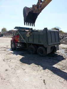 Looking for  partner that wants to start up dumptruck excavation