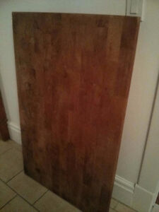 Solid 4 ft Wood table