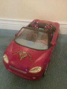 Barbie Doll Car, $10