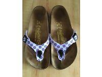 Women's Birkenstock Sandals UK4.5/EU37