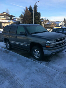 2001 Chevrolet Tahoe Leather SUV