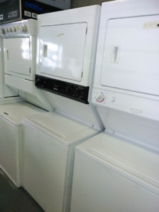 Laundry Center.  Stoves. Refrigerators and more
