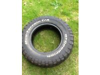 Bf goodwitch mud terrain tyres
