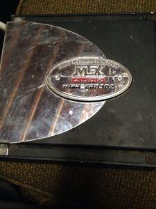 MTX Thunder amplifier