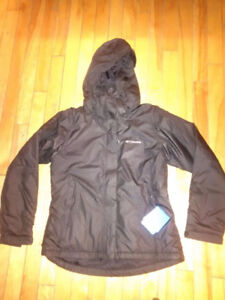 Ladies size small Fall Columbia jacket- new with tags