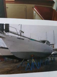 Voilier steelaway custom 35