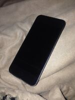 IPOD 5s 16gb for sale black front grey back