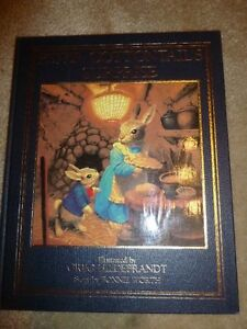 Hardcover Peter Cottontail book - classic children's book
