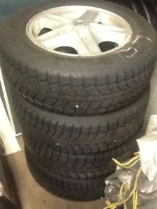 Ford fusion Winter Tires