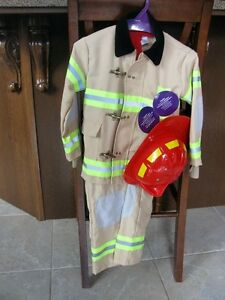 Firemans outfit Kitchener / Waterloo Kitchener Area image 1