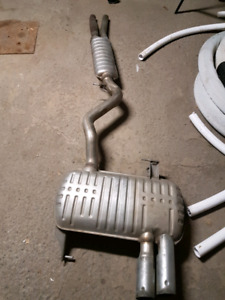 2009 BMW 323i Full Exhaust