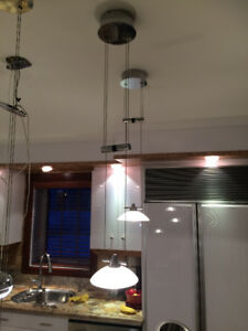 Lampes suspendues Europhase