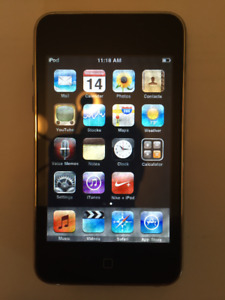 iPod Touch (32 GB - 3rd Generation)