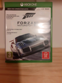 Forza 7 motorsport game