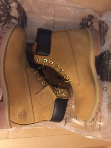TIMBERLAND BOOTS - NEW