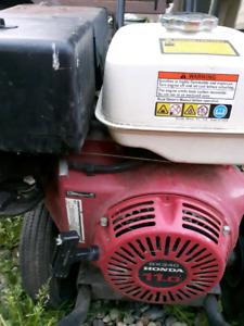11hp Honda motor