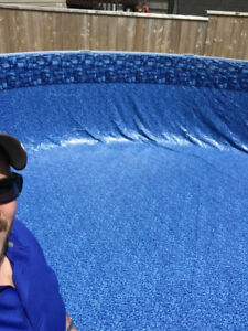 ** Pool Liner Installations ~ Book today to get Swimming **