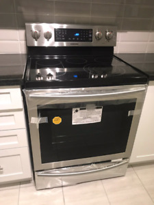 BRAND NEW electric stove and range for sales