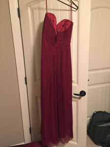 Amsale bridesmaid dress *NEW