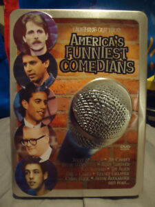 LAUGHING OUTLOUD AMERICAS FUNNIEST COMEDIANS 5 DISC SET