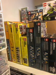 MASSIVE LEGO Sale! More than 200 retired sets available.