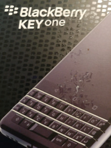 BlackBerry keyone cell phone