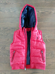 Boys Polo Assn Vest- like new- size 2T- $12