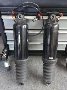 HARLEY TAKE -OFF AIR SHOCKS