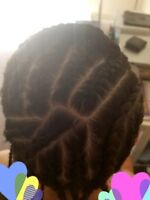Back to School Discount!!! Cornrows/Braids  ONLY  50$$