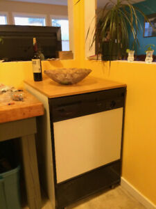 Kenmore stand-alone dishwasher