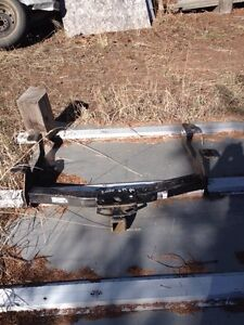 GMC receiver hitch for years 2000 and newer