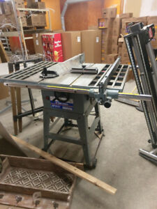 Heavy Duty Table Saw and Miter Stand