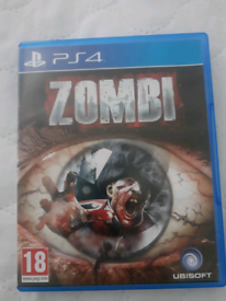 Zombi - PlayStation 4 PS4