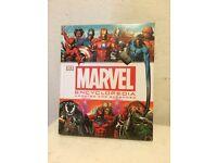 NEW! Marvel Comics Encyclopaedia. Hard Back. Perfect Christmas GIFT!