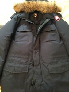 sporting life canada goose jackets kids