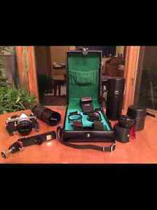 Pentax ME Super 35 mm Camera London Ontario image 2