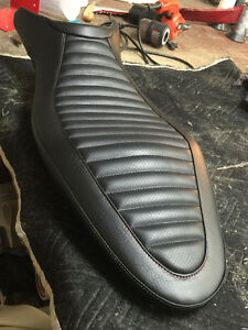 motorcycle seats done here