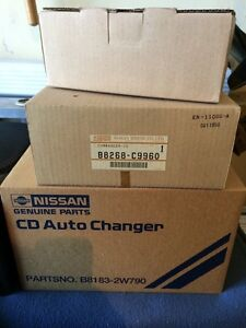 Nissan Auto CD System