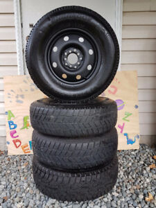 WINTER TIRE SAFETY / HANKOOK  I*PIKE RCO1