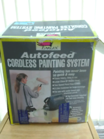 Earlex painting system