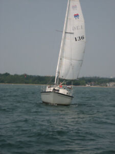 Sailboat - Mirage 25