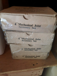Mechanical Joint Sets